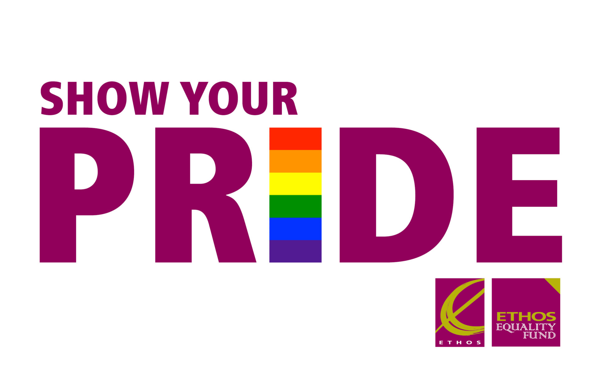 Show your PRIDE 2014