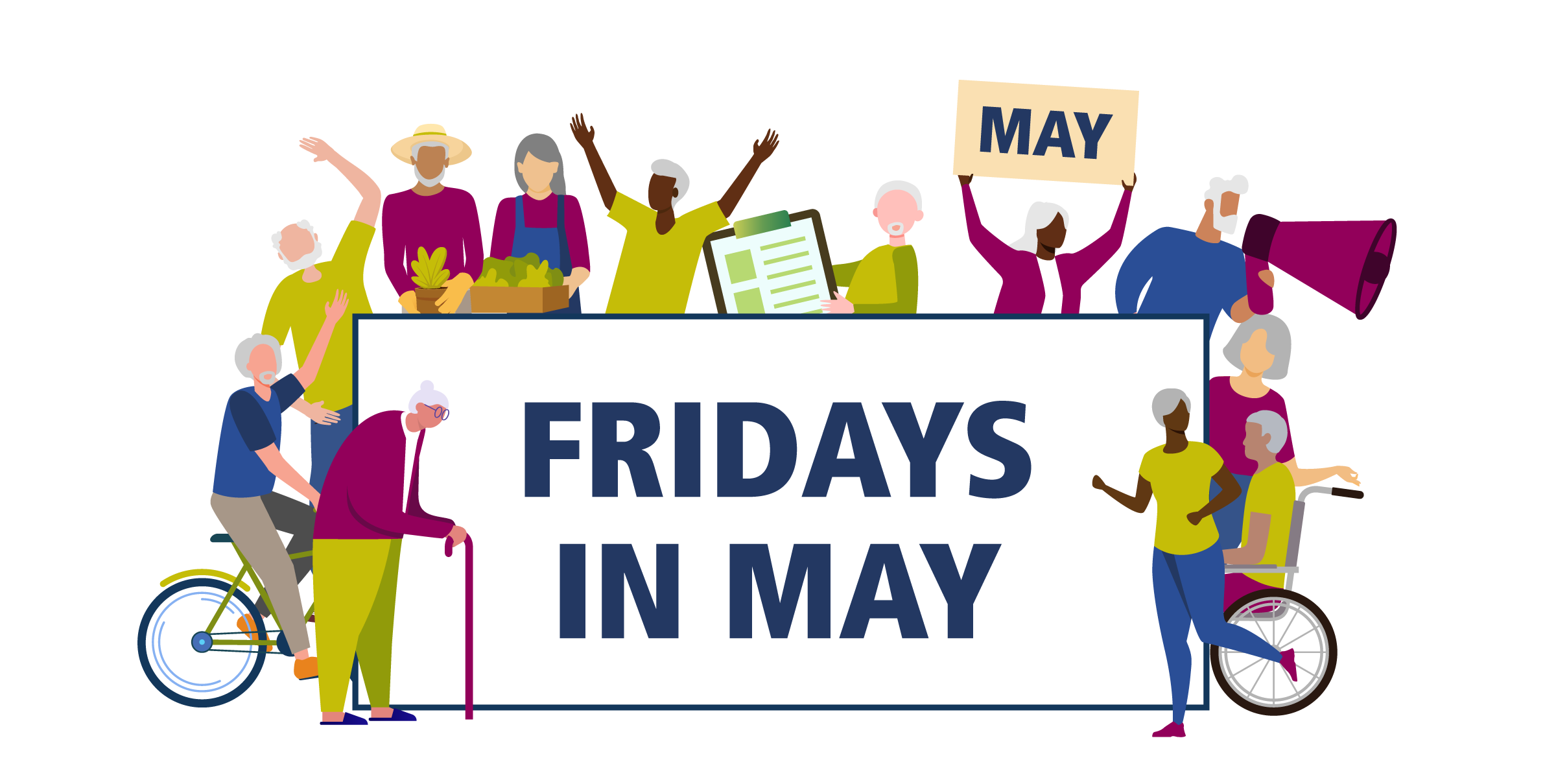 Fridays in May: Boston, a Great Place to Age